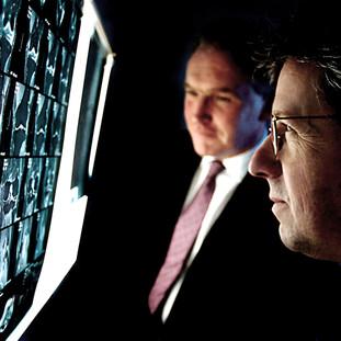 Doctors, X-ray