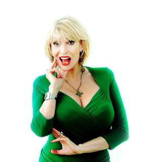 Comedian Faith Brown