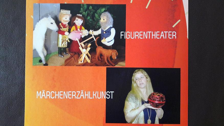 Figurentheater Märchenerzählkunst Silke Thalhammer Märchenfunken