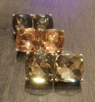 Swarovski Crystal Studs