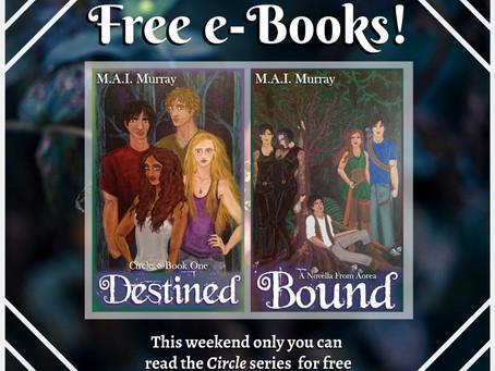 Spread the word: Free e-Books!