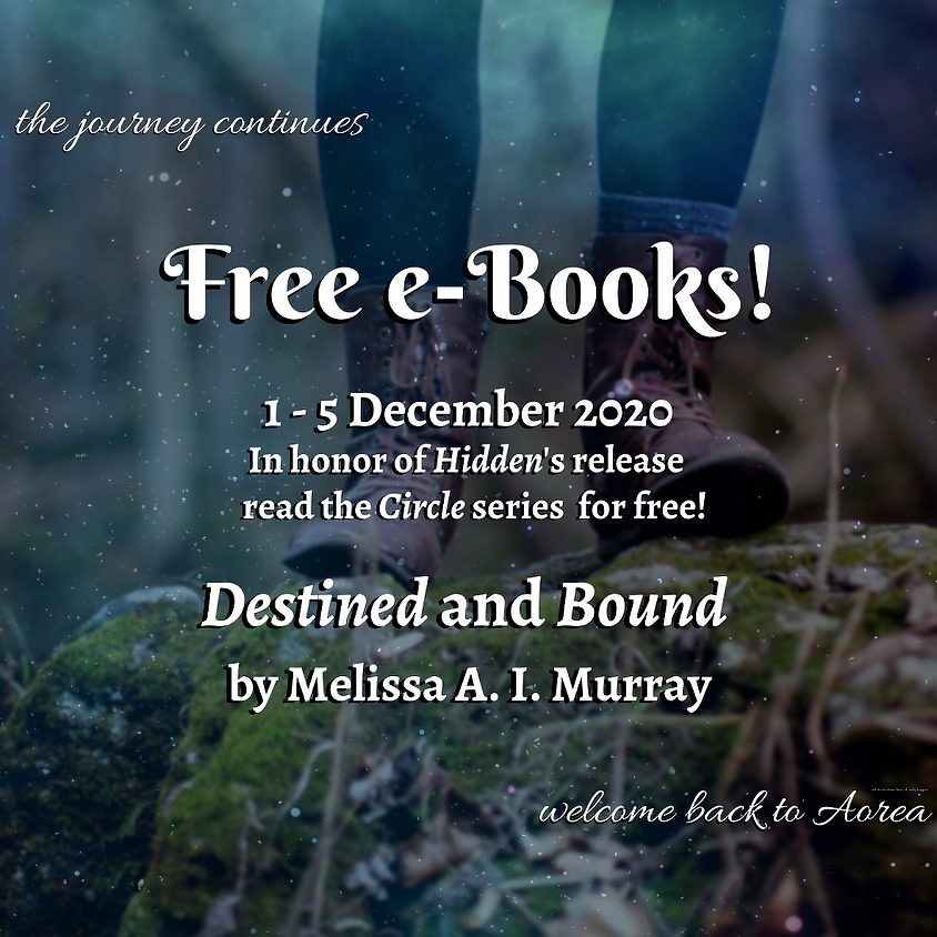 Free e-Book Giveaway!