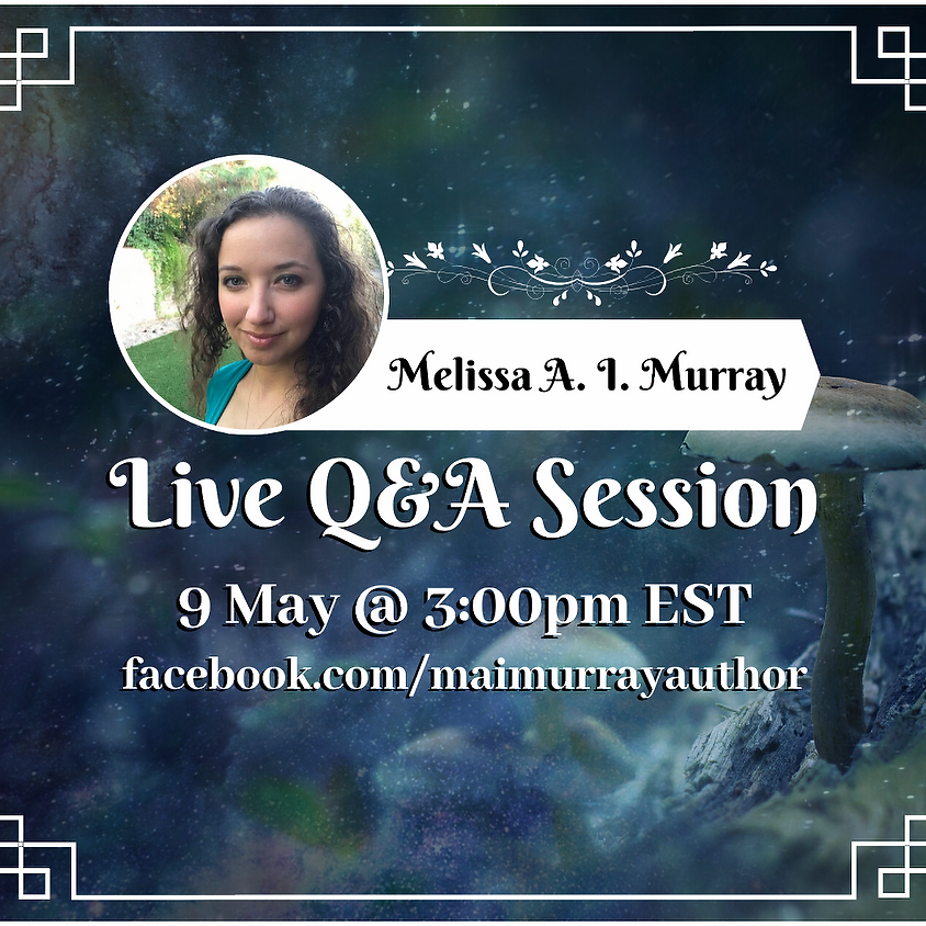 Facebook Live Q & A Session!