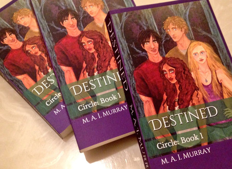 Destined: The Paperback!