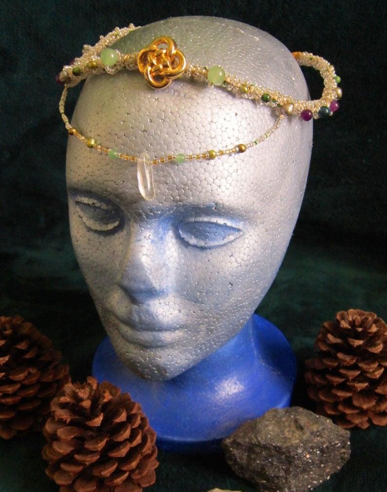 Celtic Princess Tiara