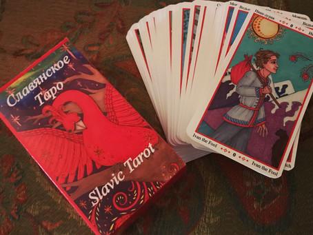 Slavic Tarot Review