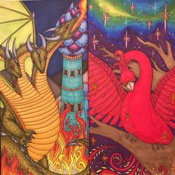 Zmei and the Firebird