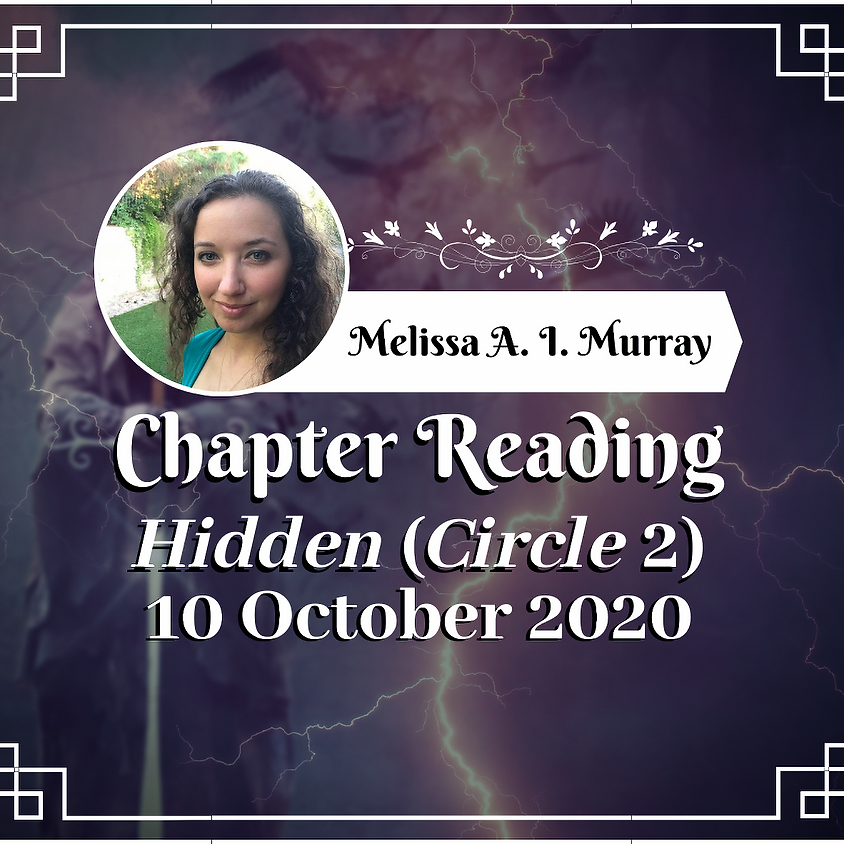 Chapter Reading from Hidden (Circle 2)