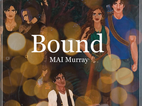 Bound, a novella from Aorea