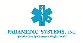 Paramedic Systems - Golf Tourney sponsor