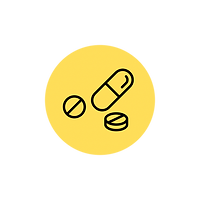 基本的に薬を服用しているときには、脱毛の施術を受けるのはNGです。  施術日(その日1日)に、市販薬を含む「薬全般」の服用は、お控えください。 病院から処方された薬の場合は、担当医と相談の上、担当医から脱毛の許可をもらうことを条件といたします。  薬の種類や量、体調にもよりますが、薬の服用中に脱毛をし、強いライトが当たることで、強い副作用がでる場合がございます。  服薬と脱毛は、自分の体に関わる大切なことですので、軽く考えないようにお願いいたします。