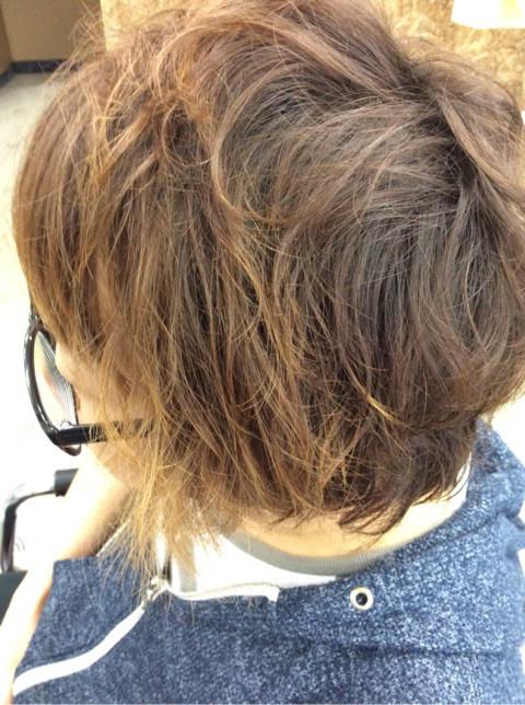 JR基山駅前美容室マイン ダメージレスカラー1