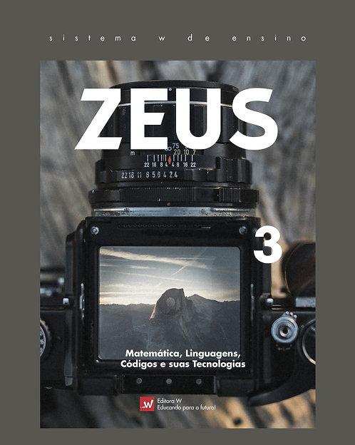 Zeus Matemática, Linguagens, Códigos e suas Tecnologias Vol 3
