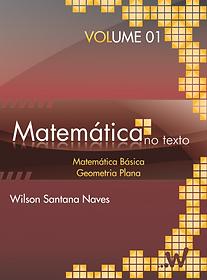 Matemática no texto Volume 1