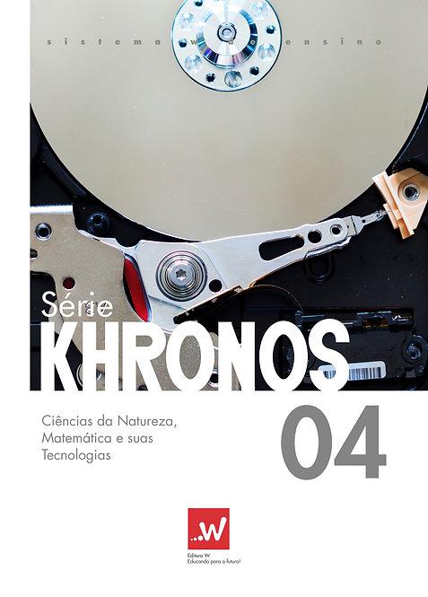 Khronos Ciências da Natureza, Matemática e suas Tecnologias 04