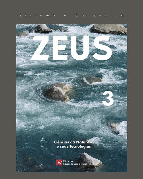 Zeus Ciências da Natureza e suas Tecnologias Vol 3