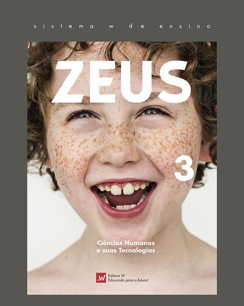 Zeus Ciências Humanas e suas Tecnologias Vol 3