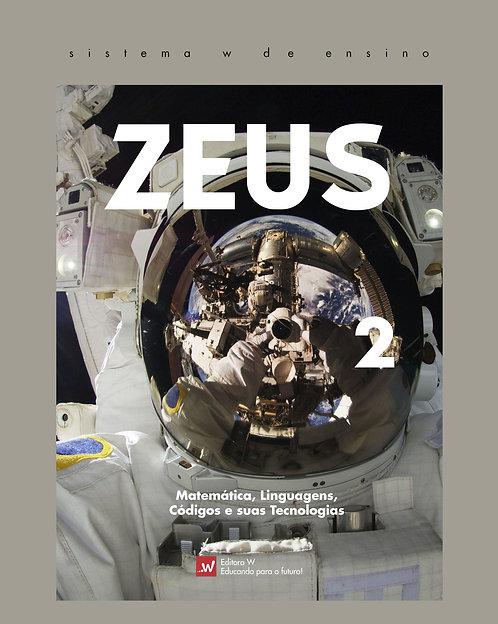 Zeus Matemática, Linguagens, Códigos e suas Tecnologias Vol 2