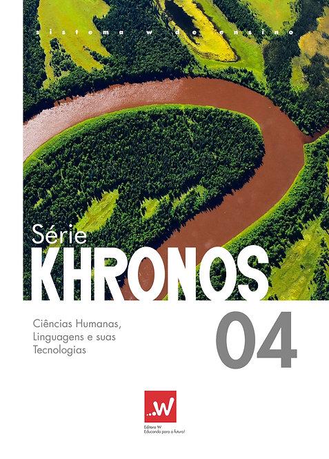 Khronos Ciências Humanas, Linguagens e suas Tecnologias 04