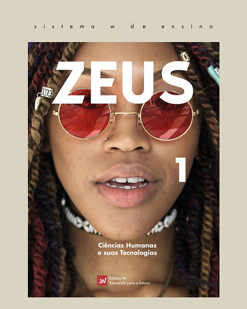 Zeus Ciências Humanas e suas Tecnologias Vol 1