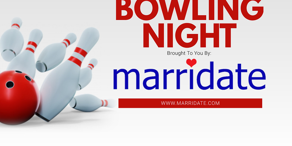 COUPLES BOWLING at MAIN EVENT