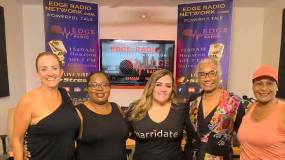 Great show today on the @matchmakerhotline on @edgeradionetwork