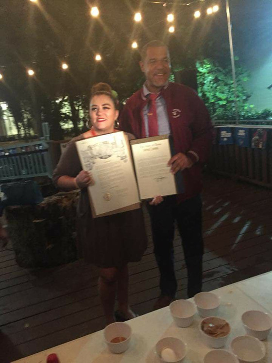 "#Houston #Mayor #SylvestorTurner proclaims that 11/11 is ""Amber Neal Day"" in Houston and S"