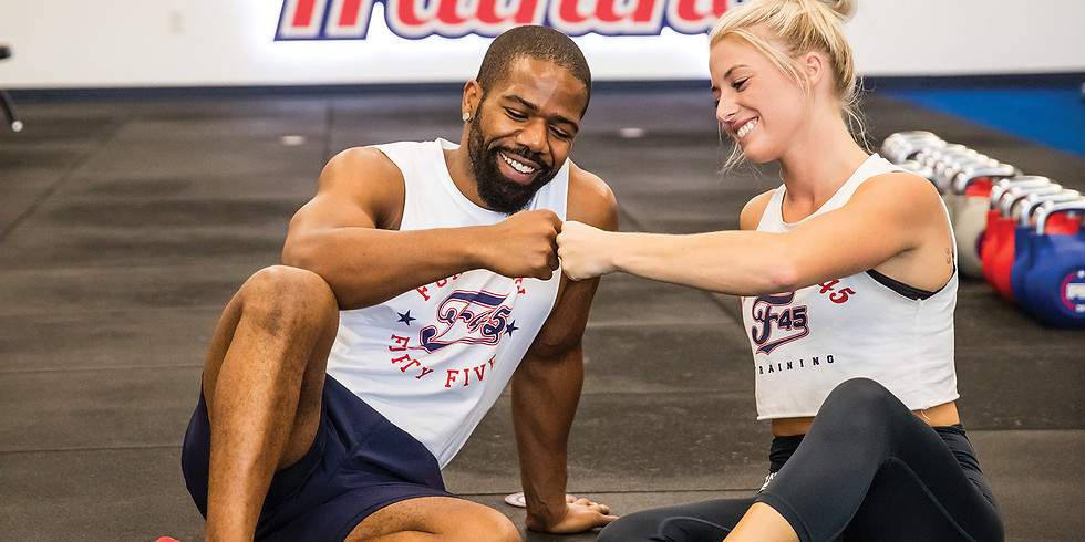 Strengthen Your Relationship with F45 GYM Couples Class (1)
