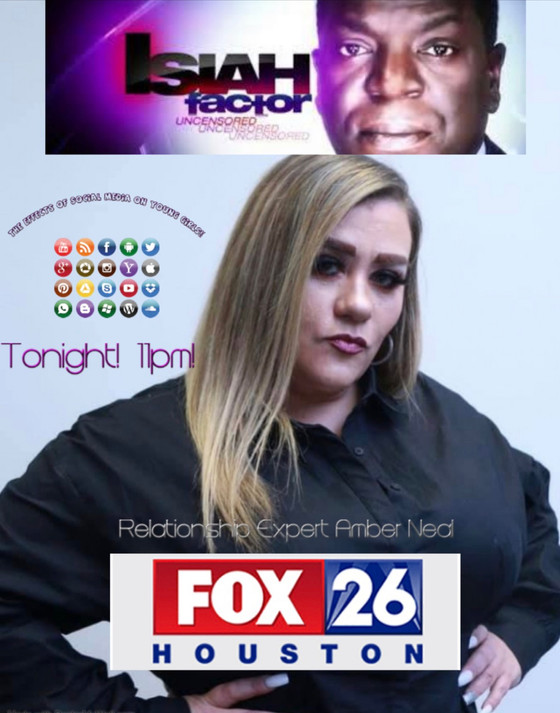 Is social media damaging to our young girls? Back on Fox 26 tonight!!
