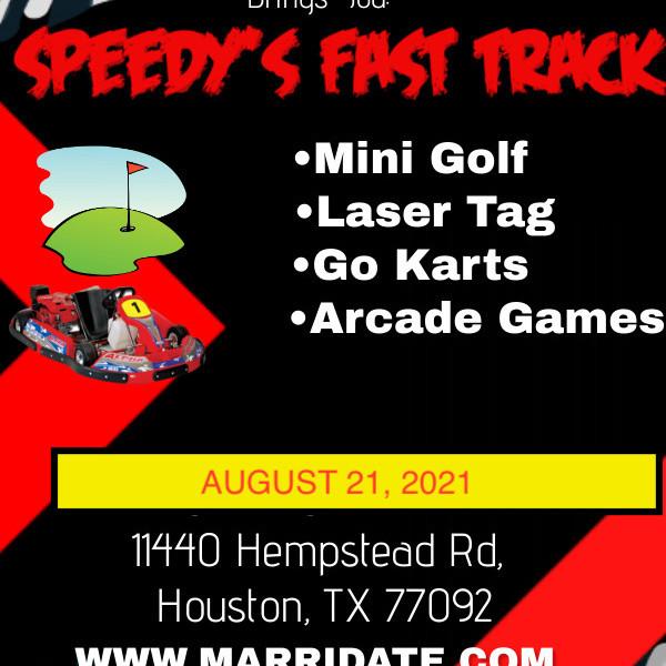 Speedy's Fast Track (Mini-Golf, Laser Tag, Go-Karts & Games)