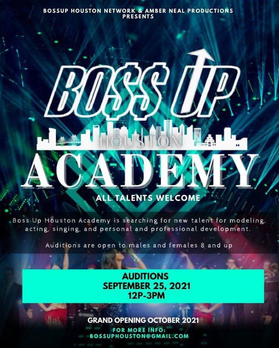Grand Opening & Auditions Alert !!