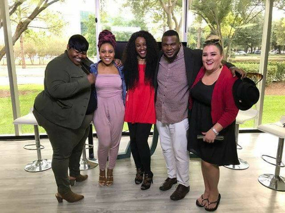 Guest Panelist on The Dr. Dawn Show with Comedian Brandy Adams,  Comedian Nissi Lamark, Comedian/Tv