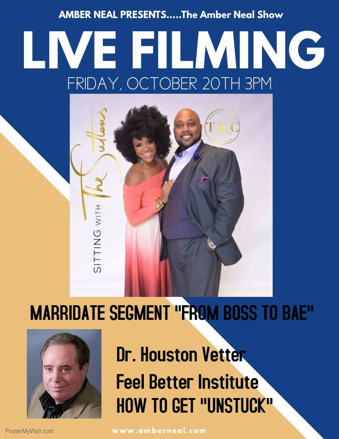 Guests The Suttons & Dr. Houston Vetter