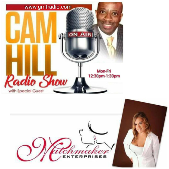 Catch me this week on The Cam Hill Show on GMT Radio this Thursday 12:30pm discussing why singles ha