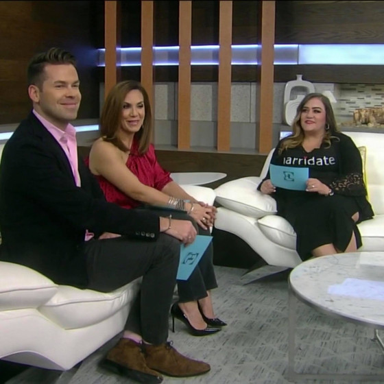 Had a Great time going back on Houston life on KPRC channel to discuss the five love languages and y