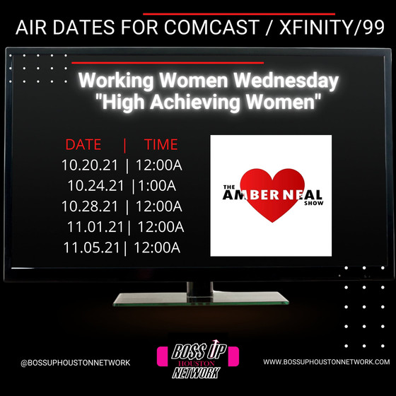 We are syndicated on Xfinity/Comcast Cable too! Airdates!