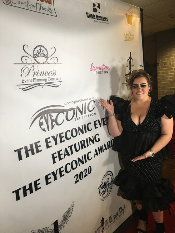 I had such a great time hosting the Red Carpet at the Eyeconic Television Network 2020 Awards Gala t