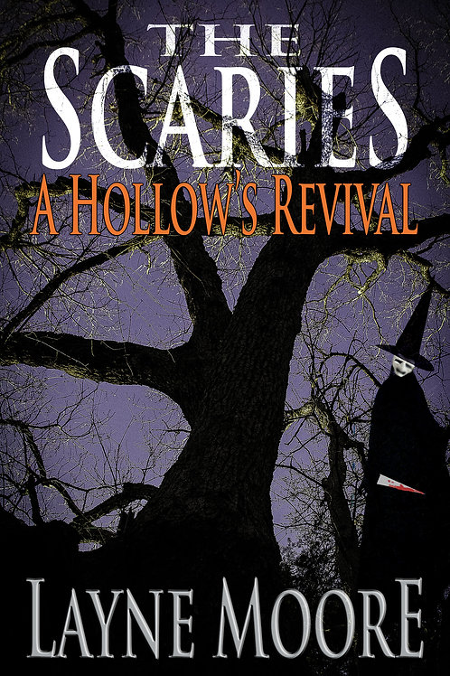 THE SCARIES - A Hollow's Revival: AUTOGRAPHED COPY