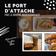 Cafés, sandwich & viennoiseries
