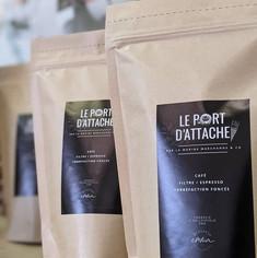 Notre café - Le Port d'Attache