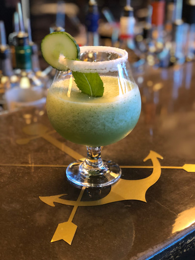 cocktail du jour...