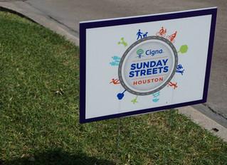 Sunday Streets in Houston