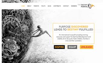 Destiny Portal website