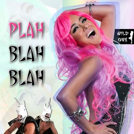 Plah Blah Blah Album Cover