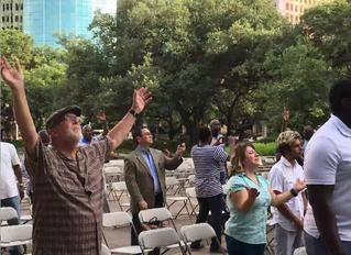 Houston City Hall Prayer