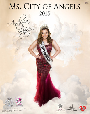 Pageant Program Page