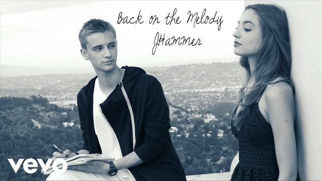 JHammer - Back on the Melody (lyric video)
