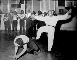 Capoeira philadelphia-mestre pastinh