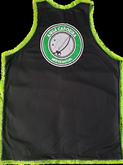 Camiseta s/manga Anga Capoeira
