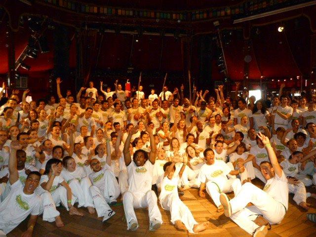 Cours de Capoeira Paris